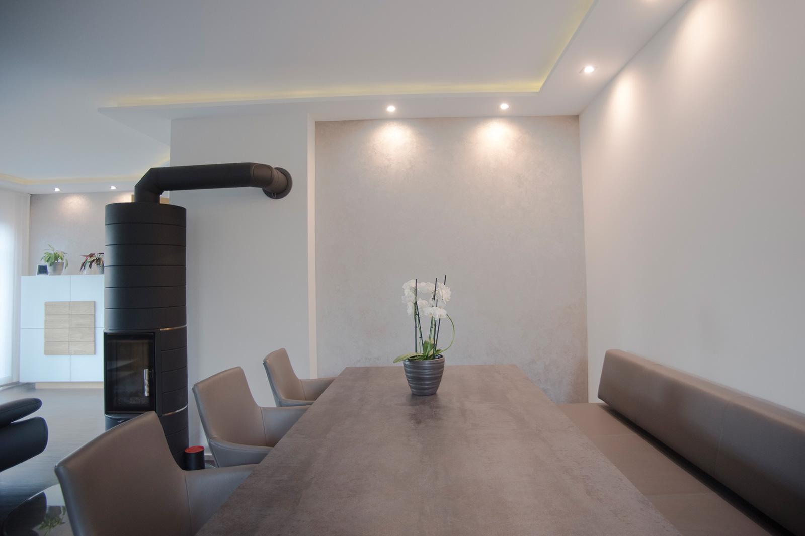 Galerie Von Moderne Wandgestaltung Mit Putz